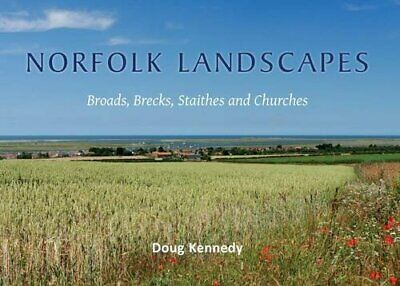 £6.49 • Buy Norfolk Landscapes By Kennedy, Doug Book The Cheap Fast Free Post