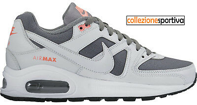 timeless design 96706 00d41 SCARPE UOMO DONNA NIKE AIR MAX COMMAND FLEX (GS) 844349-001 -