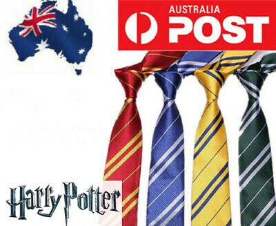 AU7.99 • Buy Harry Potter Gryffindor Ravenclaw Slytherin Scarf Tie Socks Hat Cosplay Costume