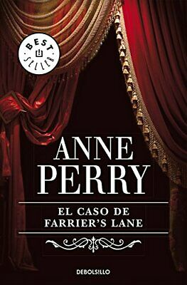El Caso De Farrier's Lane / The Case Of Farrier's Lane By Perry, Anne Book The • 11.99£