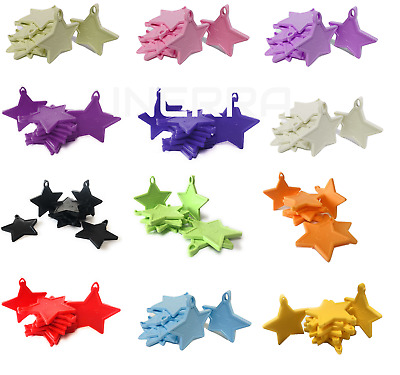 £3.99 • Buy INERRA® Star Balloon Weights For Helium Balloons - Colour & Pack Size Options