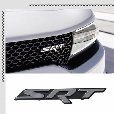 2 x 3D DodgeStyle with Red//// Door Step Emblem plate Sills Badge Sticker