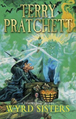 £2.69 • Buy Wyrd Sisters: A Discworld Novel: 6 By Pratchett, Terry Paperback Book The Cheap