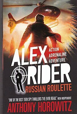ALEX RIDER MISSION 10 RUSSIAN ROULETTE [Paperback] [Jan 0... By ANTHONY HOROWITZ • 3.99£