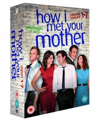 $34.07 • Buy How I Met Your Mother - Season 1-7 [DVD] -  CD KUVG The Fast Free Shipping