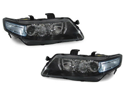 $349.95 • Buy DEPO Euro R CL7 JDM Headlights Blue / Clear Lens Fit 04 05 06 07 08 Acura TSX
