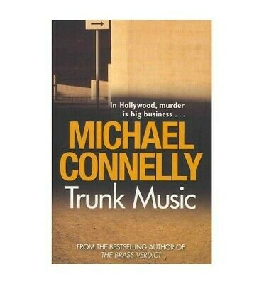 £3.99 • Buy Trunk Music By Connelly, Michael Book The Cheap Fast Free Post