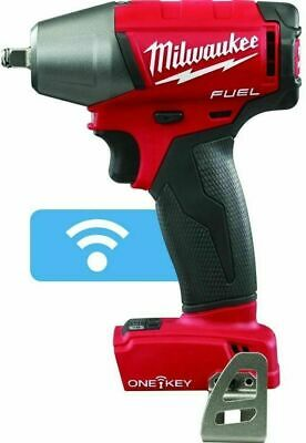 Milwaukee 2758-20 M18 FUEL™ With ONE-KEY™ 3/8  Compact Impact Wrench W/ Friction • 196.50$