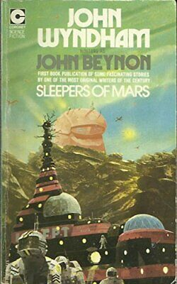 Sleepers Of Mars By Wyndham, John Paperback Book The Cheap Fast Free Post • 6.59£