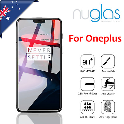AU4.95 • Buy Nuglas Screen Protector Glass For 1Plus OnePlus 2 Two 5 Five 6 Six 6T 7 7T Pro