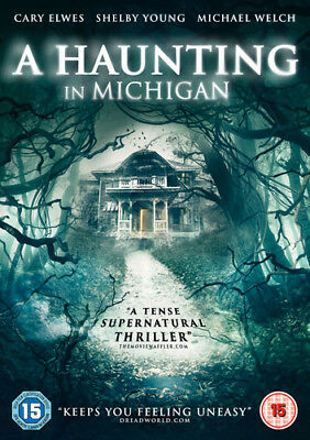 A Haunting In Michigan DVD (2017) Shelby Young, Wurtzel (DIR) Cert 15 ***NEW*** • 3.38£