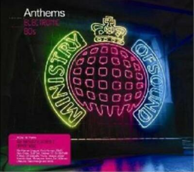£3.93 • Buy Various Artists : Ministry Of Sound Anthems: Electronic 80s CD 3 Discs (2009)