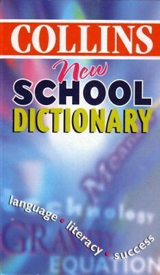 £2.87 • Buy COLLINS NEW SCHOOL DICTIONARY By COLLINS