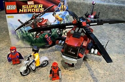 Lego Wolverine Chopper Showdown Compare Prices On Dealsan