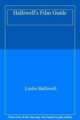 £5.20 • Buy Halliwell's Film Guide By Leslie Halliwell. 9780246134493