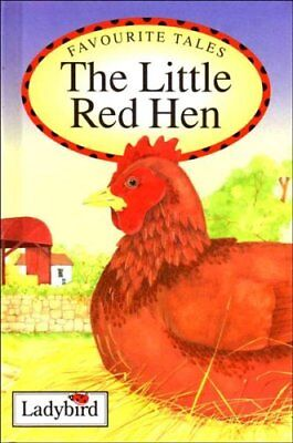 Little Red Hen (Ladybird Favourite Tales) By  Ronne Randall, Stephen Homes • 2.11£
