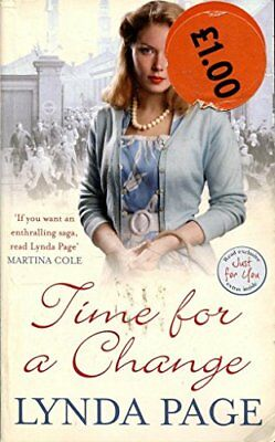 £2.87 • Buy Time For A Change By Lynda Page. 9780755359639