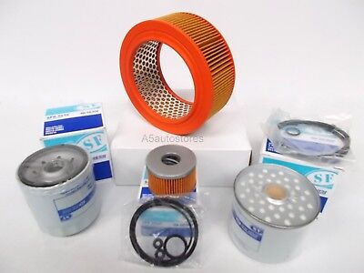£8.95 • Buy Air, Fuel, Oil Filter For Lister ST1, ST2, ST3 Engines - Service Filters - Multi