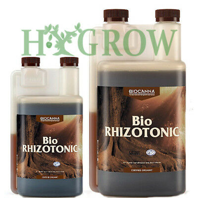 Canna Bio Rhizotonic 250ml 1 Litre Root Stimulator.  Expiry Date 2020/21 • 13.95£