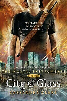 £4.99 • Buy City Of Glass: 03 (Mortal Instruments) By Clare, Cassandra Book The Cheap Fast