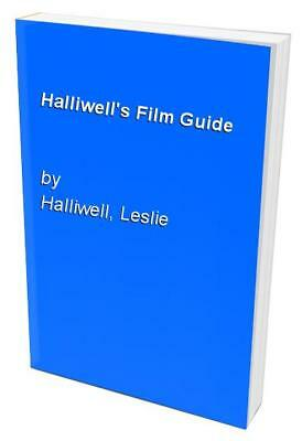 £3.29 • Buy Halliwell's Film Guide By Halliwell, Leslie Hardback Book The Cheap Fast Free