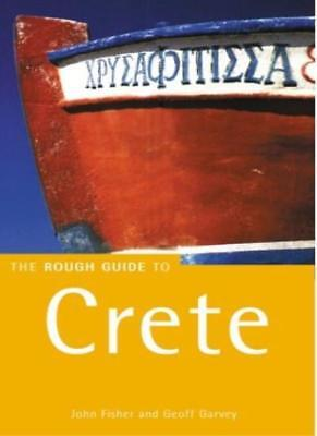 The Rough Guide To Crete By John Fisher,Geoff Garvey. 9781858286969 • 1.89£