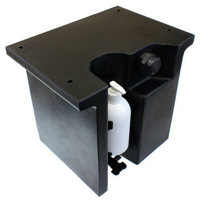 AU139.95 • Buy Vehicle Water Tank (15 Litre) With Soap Dispenser - Ute Under Tray