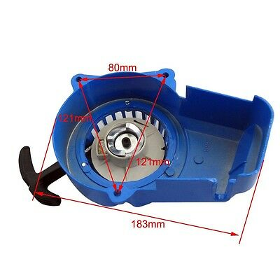 AU18.99 • Buy Metal Pull Starter Start ATV 47cc 49cc 2 Stroke Kids Mini Quad Bike Pocket