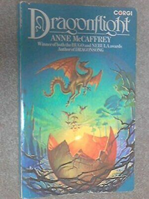 Dragonflight (Corgi SF Collector's Library) By McCaffrey, Anne Book The Cheap • 4.49£