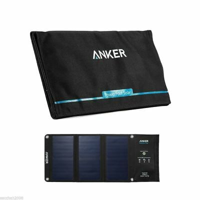 AU121.57 • Buy Anker Portable Solar Charger 21W 2-port USB Solar Charger For IPhone 6/Galaxy