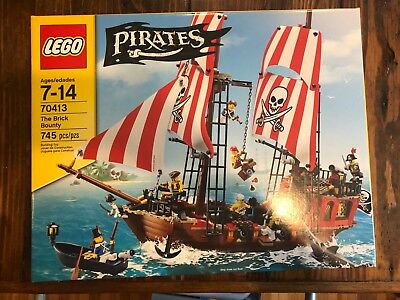 Lego Pirate Ship Compare Prices On Dealsan