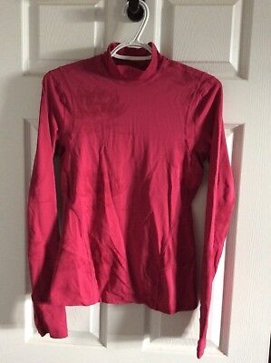 $ CDN34 • Buy Lululemon High Neck, Long Sleeve, Size 6(see Measurements), Pink