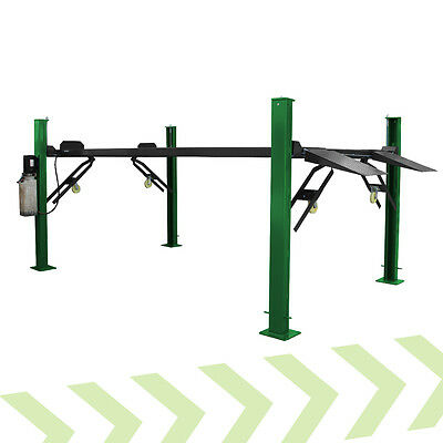 Strongman Bonar Home Garage Storage 4 Post Ramp Car Lift Parking Repair 240v  • 2,050£