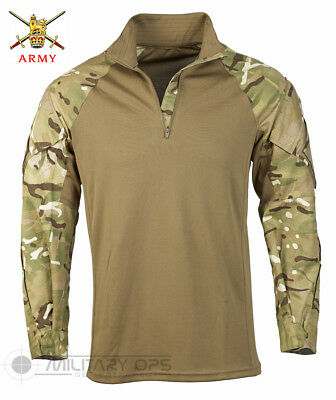British Army Genuine Issue Ubacs Shirt Pcs Mtp Multicam New Used Grade 1 1 • 19.95£