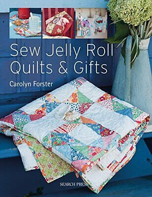 £5.99 • Buy Sew Jelly Roll Quilts And Gifts By Forster, Carolyn Book The Cheap Fast Free