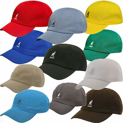 100% Authentic Mens KANGOL Tropic Ventair Spacecap Hat 1456BC Sizes S M L  XL XXL • 28.04 d54583e71d72