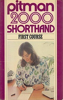 £11.99 • Buy Pitman 2000: Shorthand First Course By Pitman Book The Cheap Fast Free Post