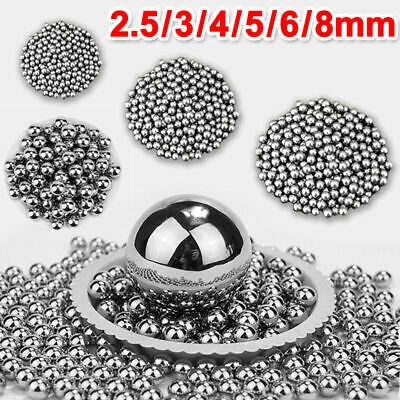 AU3.42 • Buy Replacement Parts 2.5-8mm Bike Bicycle Carbon Steel Loose Bearing Ball
