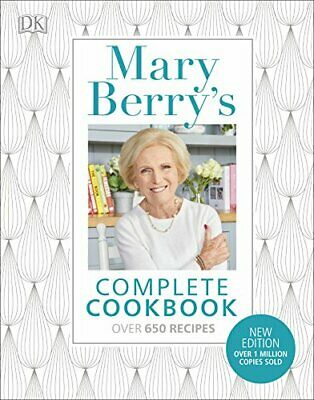 £16.99 • Buy Mary Berry's Complete Cookbook: Over 650 Recipes By Berry, Mary Book The Cheap