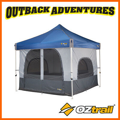 AU174 • Buy Oztrail Gazebo Tent Inner Kit 3m Fits 3m Gazebo Not Included New Model