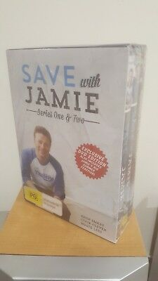 AU25.99 • Buy NEW Save With Jamie Series One And Two Exclusive DVD Collection Summer Feastival