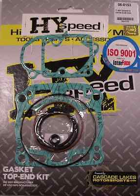 $15.38 • Buy HYspeed Top End Head Gasket Kit Set Kawasaki KX125 2003-2005