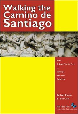 £7.06 • Buy Walking The Camino De Santiago