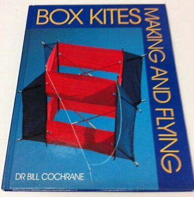 £94.99 • Buy Making And Flying Box Kites By Cochrane, Bill Hardback Book The Cheap Fast Free