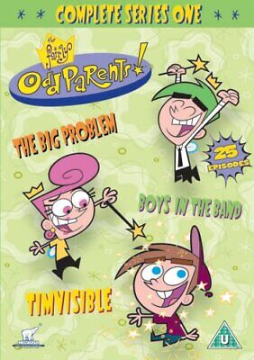 Fairly Odd Parents - Fairly Odd Parents, The - Complete Series On... - DVD  ZUVG • 7.32£