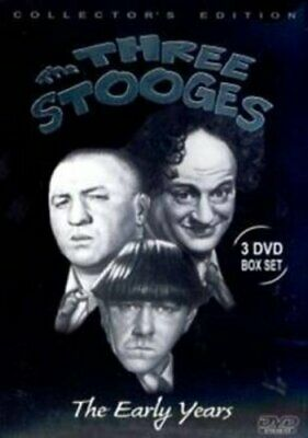 The Three Stooges - Early Years [DVD] - DVD  OYVG The Cheap Fast Free Post • 3.78£