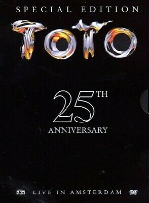 £3.49 • Buy Toto - Live In Amsterdam [DVD] - DVD  XPVG The Cheap Fast Free Post