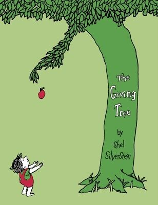 Shel Silverstein - The Giving Tree • 14.45£