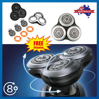 AU20.58 • Buy Shaving Head RQ12+ Replacement For Philips Norelco RQ10 SensoTouch 3D Shaver