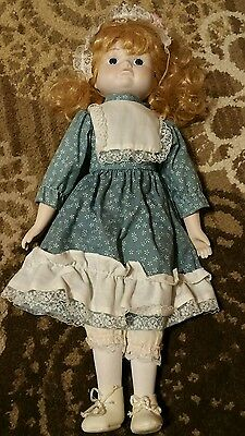 $ CDN8.76 • Buy Porcelain Doll  -  * Good Condition* - 16 Inches Tall
